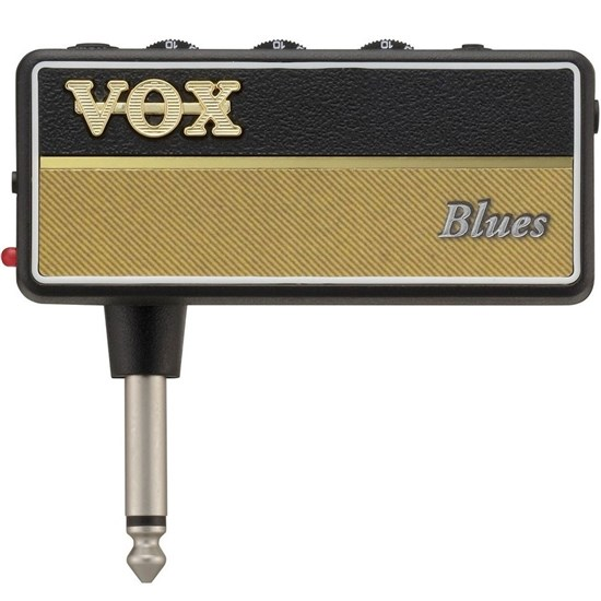 Vox amPlug 2 Blues Headphone Amplifier