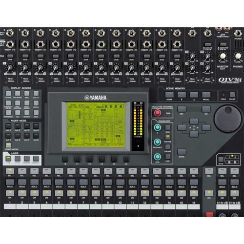 yamaha 01v96i digital mixing console w usb audio interface digital mixers mannys. Black Bedroom Furniture Sets. Home Design Ideas