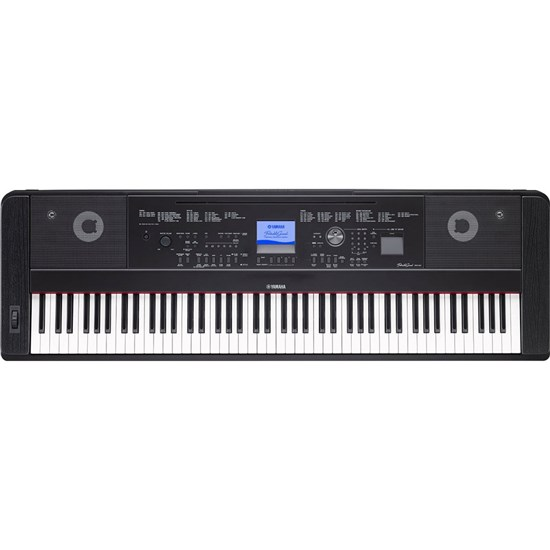 Yamaha DGX660 Portable Grand (Black)