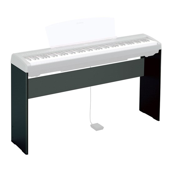 Yamaha L85 Matching Stand for P-Series Digital Pianos - P35/P85/P95/P105 (Black)