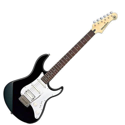 Yamaha PAC012 Pacifica Electric Guitar - (Black)