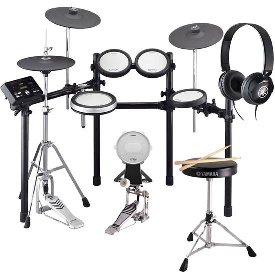 YAM-PK-DTX582K - Yamaha DTX582K Electronic Drum Kit w/ FREE