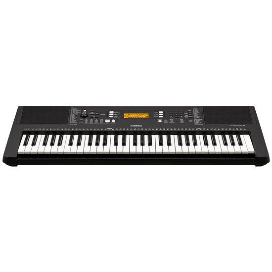 yam psre363 yamaha psr e363 portable keyboard mannys. Black Bedroom Furniture Sets. Home Design Ideas