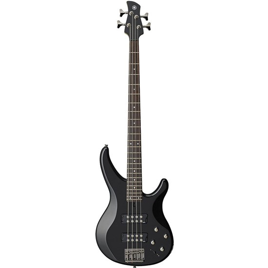 Yamaha TRBX304 TRBX Series Bass Guitar (Black)