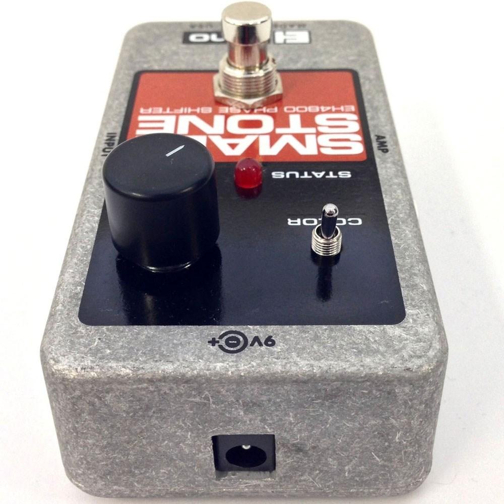 ehx nanoss electro harmonix small stone nano analog phase shifter pedal mannys. Black Bedroom Furniture Sets. Home Design Ideas