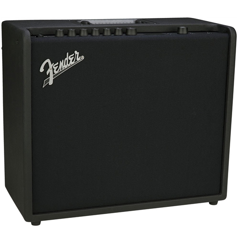 fen 2310203000 fender mustang gt 100 digital electric guitar amp w bluetooth streaming 100w. Black Bedroom Furniture Sets. Home Design Ideas