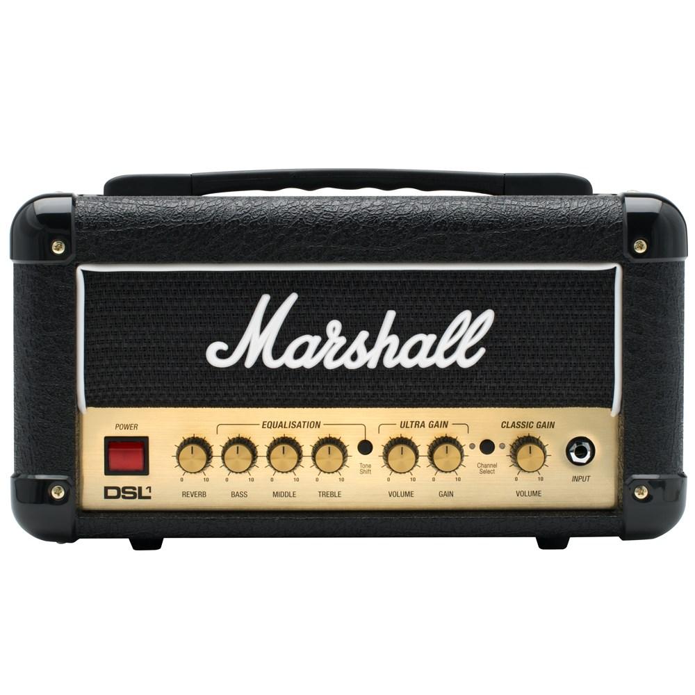 mar dsl1h marshall dsl1h dual super lead 2 channel 1w valve guitar amp head mannys. Black Bedroom Furniture Sets. Home Design Ideas