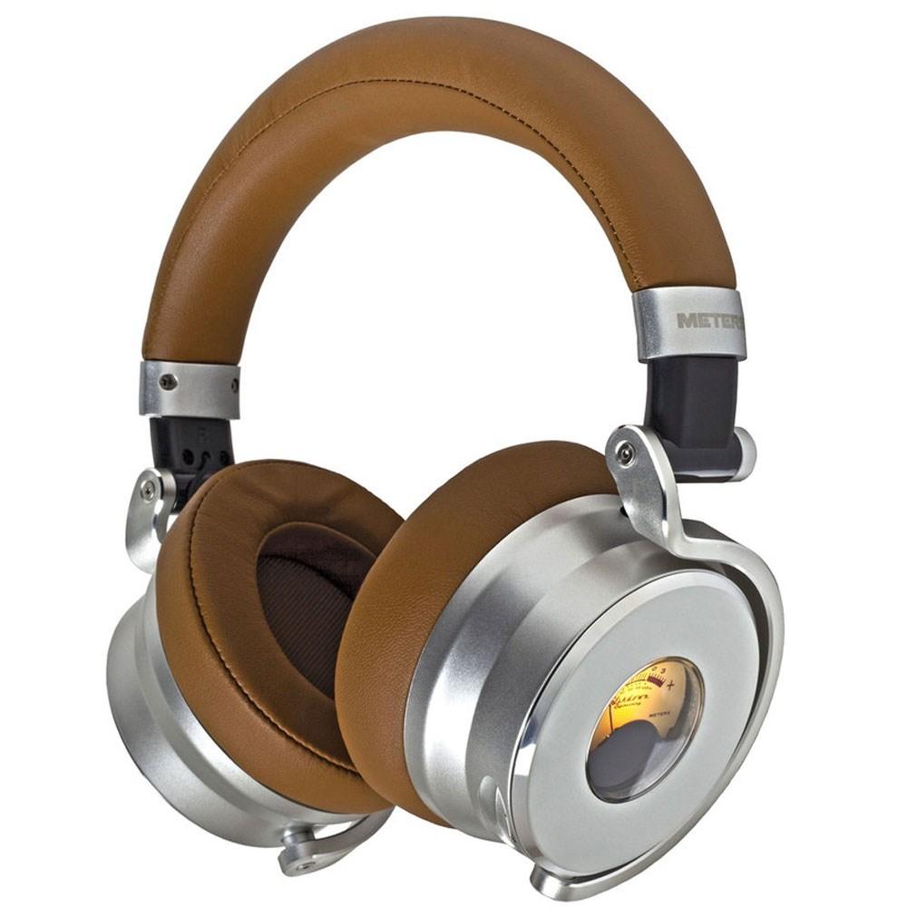 Met Ov1tan Meters Music Ov 1 Over Ear Noise Cancelling Headphones Vu Meter