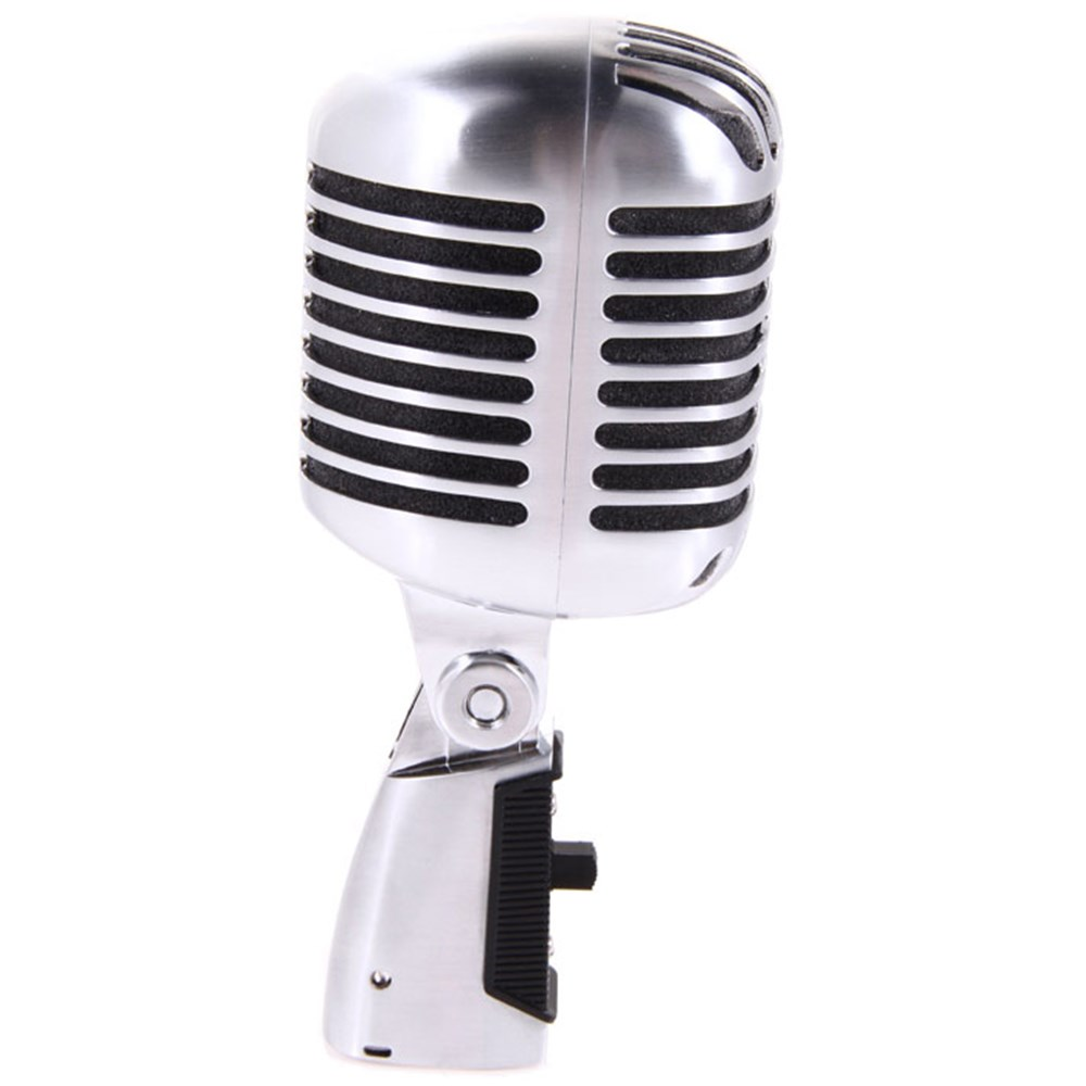 shure 55sh series ii vintage dynamic vocal microphone dynamic microphones mannys. Black Bedroom Furniture Sets. Home Design Ideas