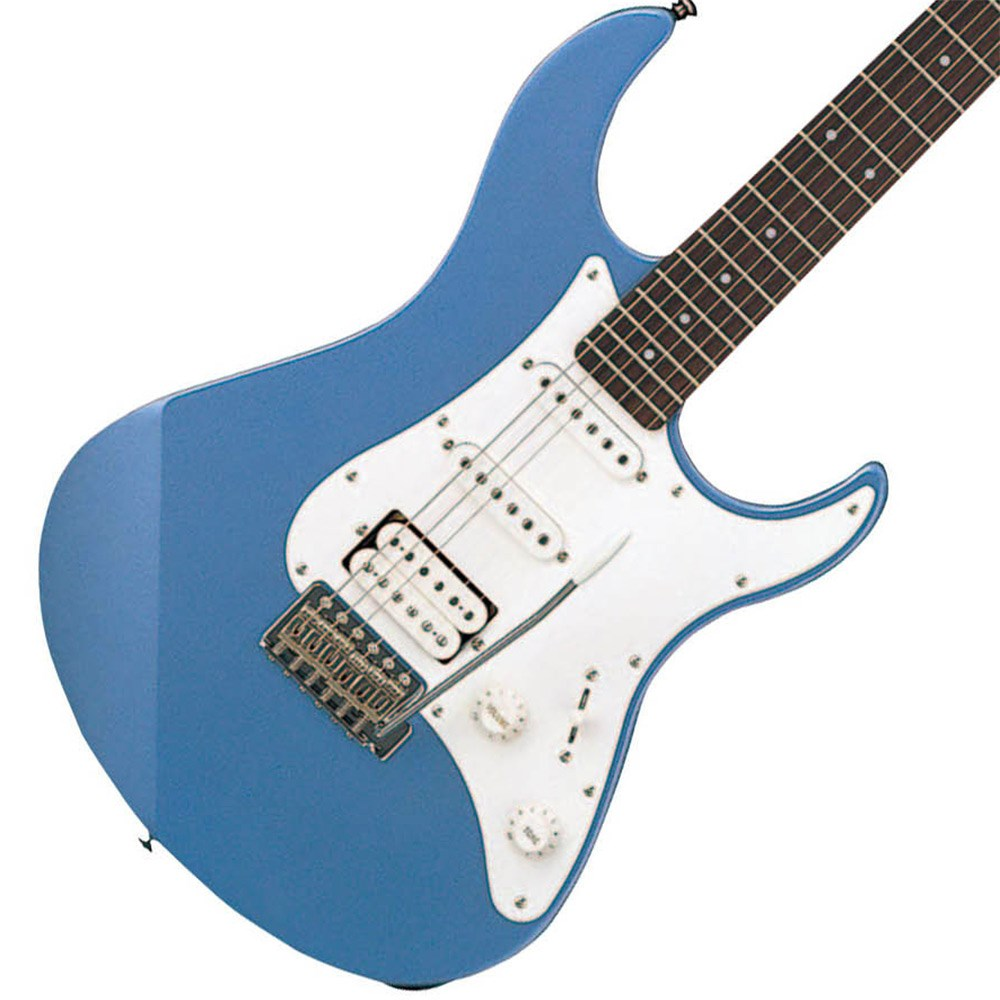 yam pac112jlpb yamaha pac112j pac100 series pacifica electric guitar lake placid blue mannys. Black Bedroom Furniture Sets. Home Design Ideas