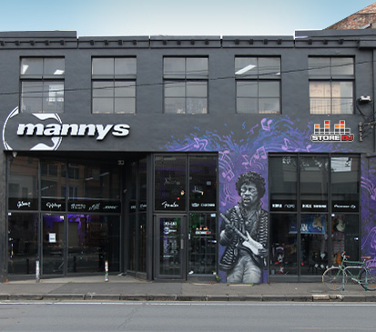 Musical Instruments and Pro Audio - Mannys